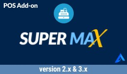 Supermax Opencart POS Square In-person Payment